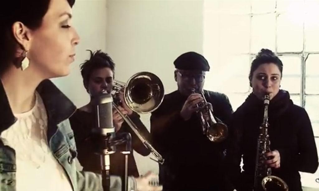 Manina Heim und Band feat. Jazz.K.Lipa