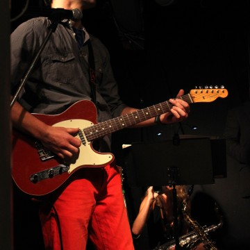 The Souldiers 2013 at Puschkin Dresden with SL