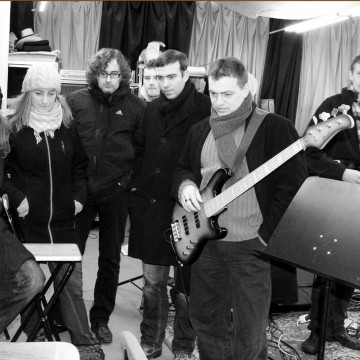 The Souldiers at rehearsals 2013 with MHRRKH