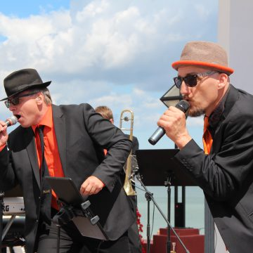 Strandsoul 2016 at Binz with KBMR