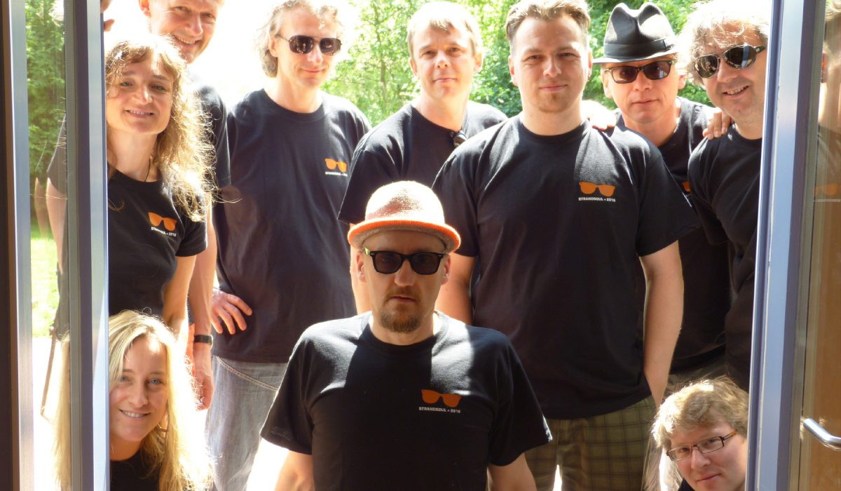 Strandsoul 2016 at Krummenhagen with The Souldiers