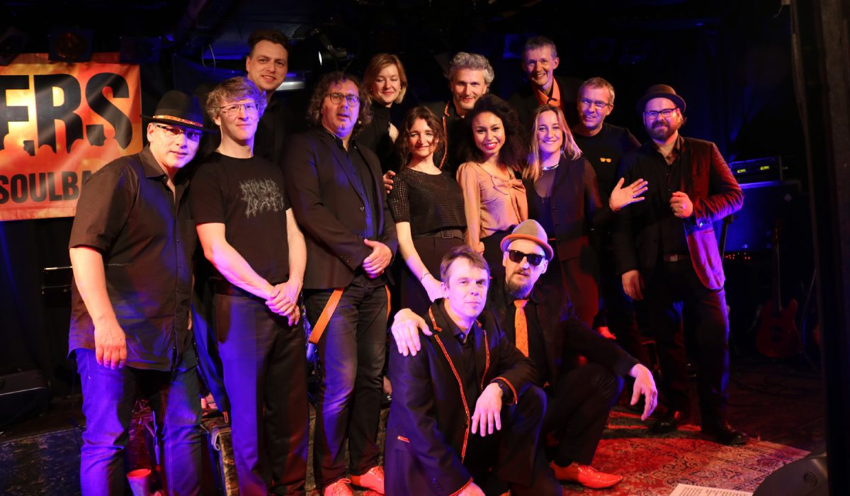The Souldiers 2019 at Groovestation_with_Joyce Nuhill