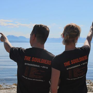 Traveling Soulburys at Norway with FKMH