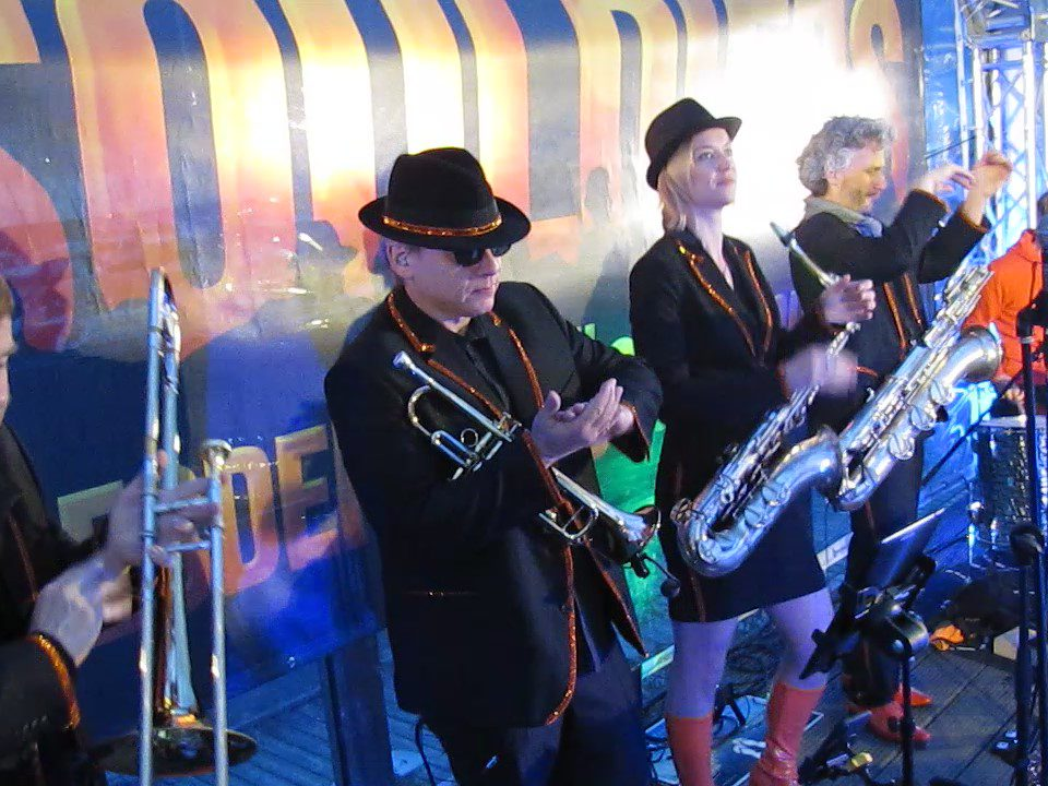The Souldiers at Strandsoul 2019 in Kühlungsborn with AFRBKBWU
