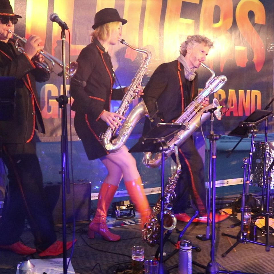 The Souldiers at Strandsoul 2019 in Kühlungsborn with RBKBFFWU