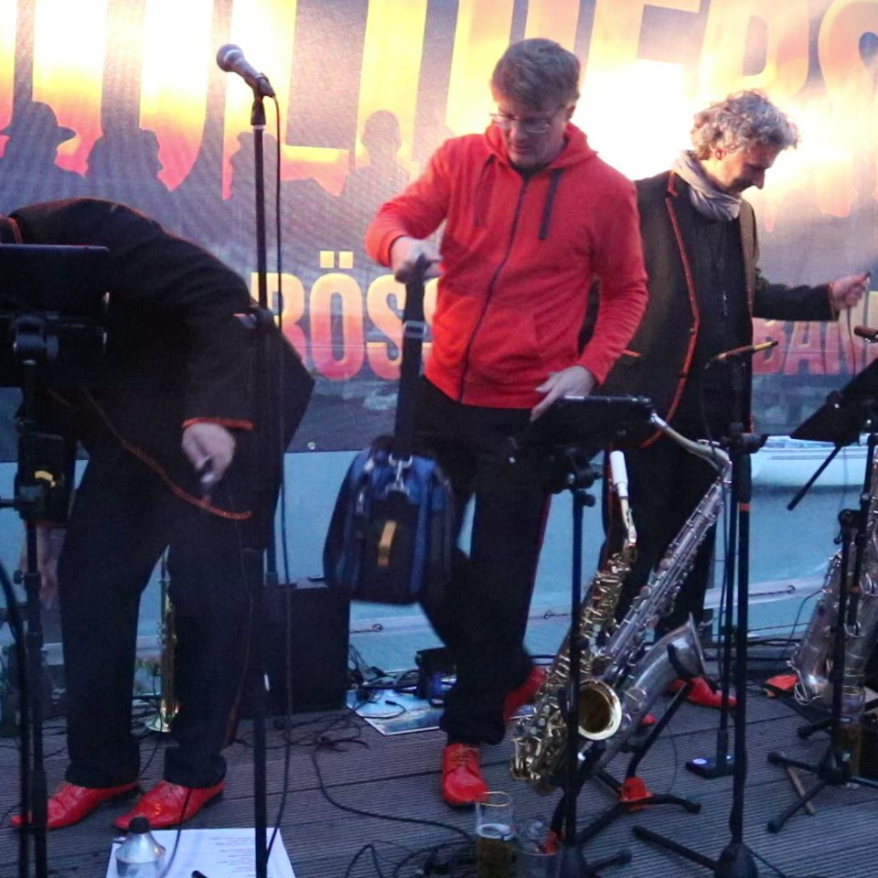 The Souldiers at Strandsoul 2019 in Kühlungsborn with RBKBWU