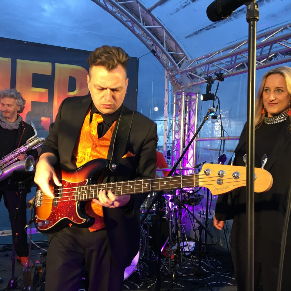 The Souldiers at Strandsoul 2019 in Sellin with MHKH