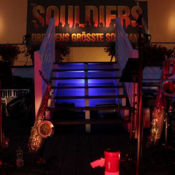 The Souldiers at Strandsoul 2019 in with MF