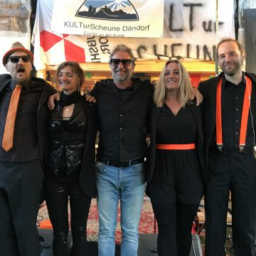 The Souldiers 2019 at Daendorf with DZ