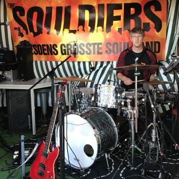 The Souldiers 2019 at Daendorf with RB