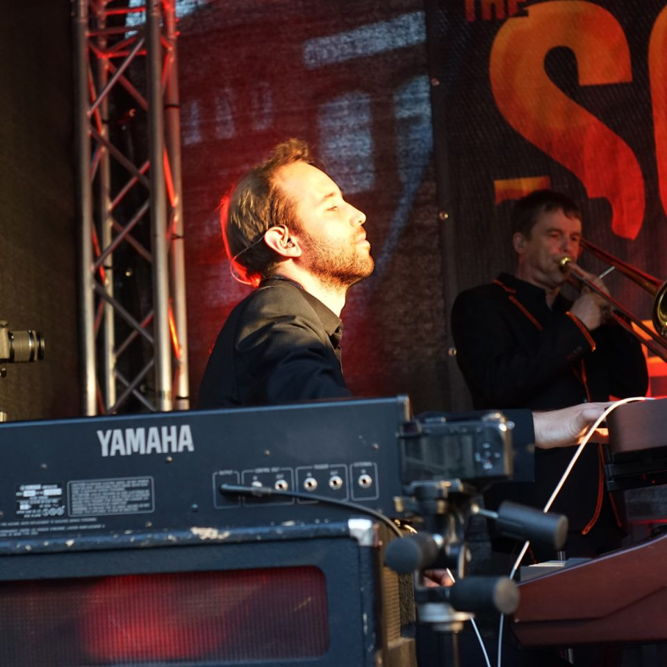 The Souldiers 2019 at Greifswald with AFCN