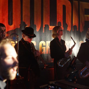 The Souldiers 2019 at Greifswald with AFWUFKKB