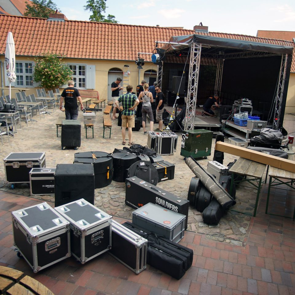 The Souldiers 2019 at Greifswald with FA