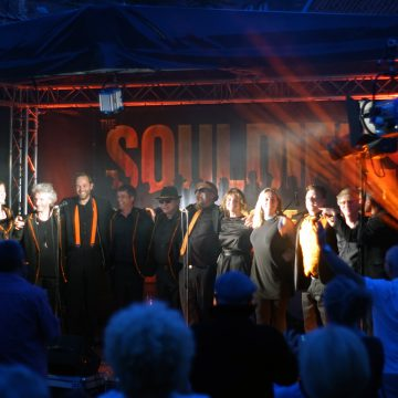 The Souldiers 2019 at Greifswald with FAWUSHKB
