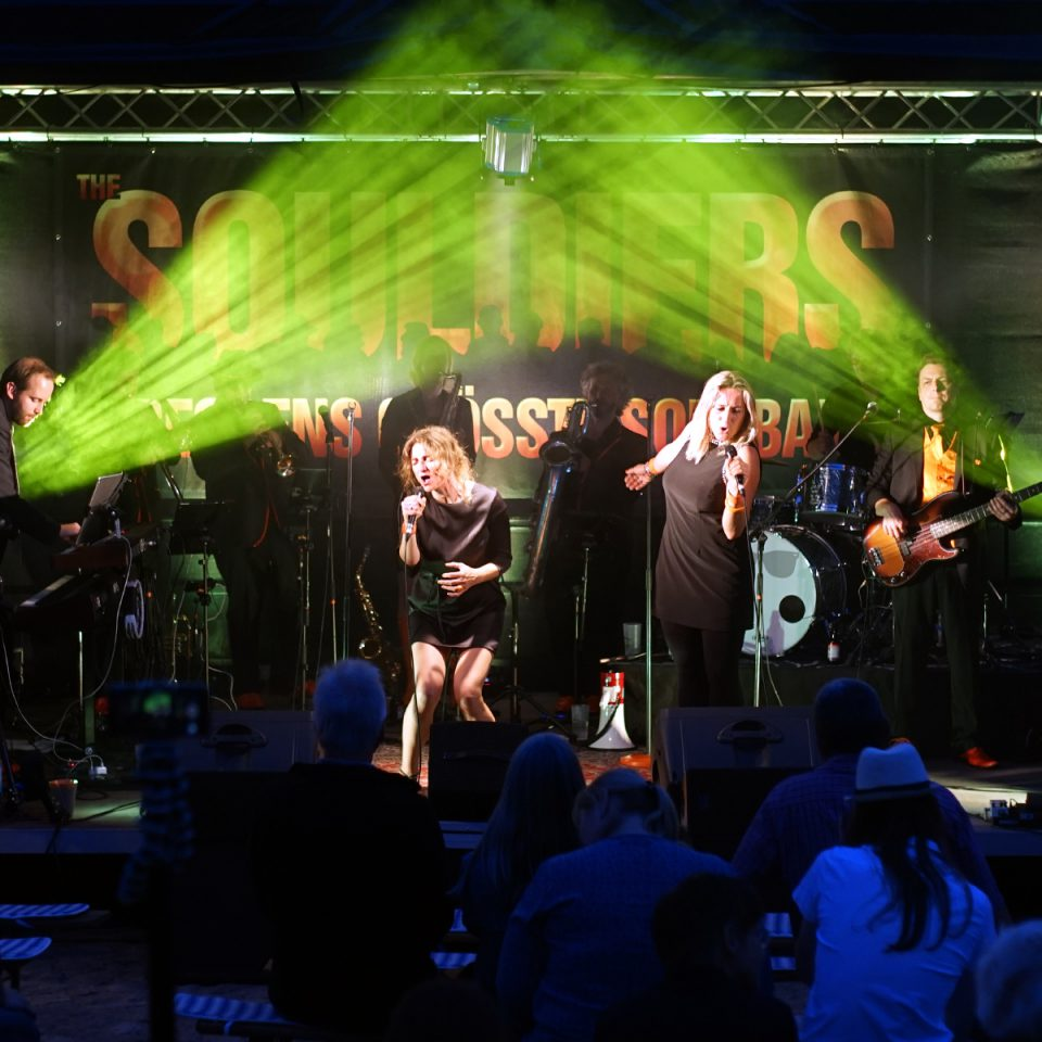 The Souldiers 2019 at Greifswald with KHRRSHCN