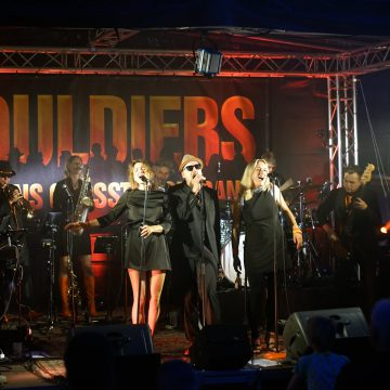 The Souldiers 2019 at Greifswald with MKRBWUAF