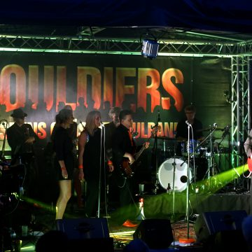 The Souldiers 2019 at Greifswald with RRSHCNKH
