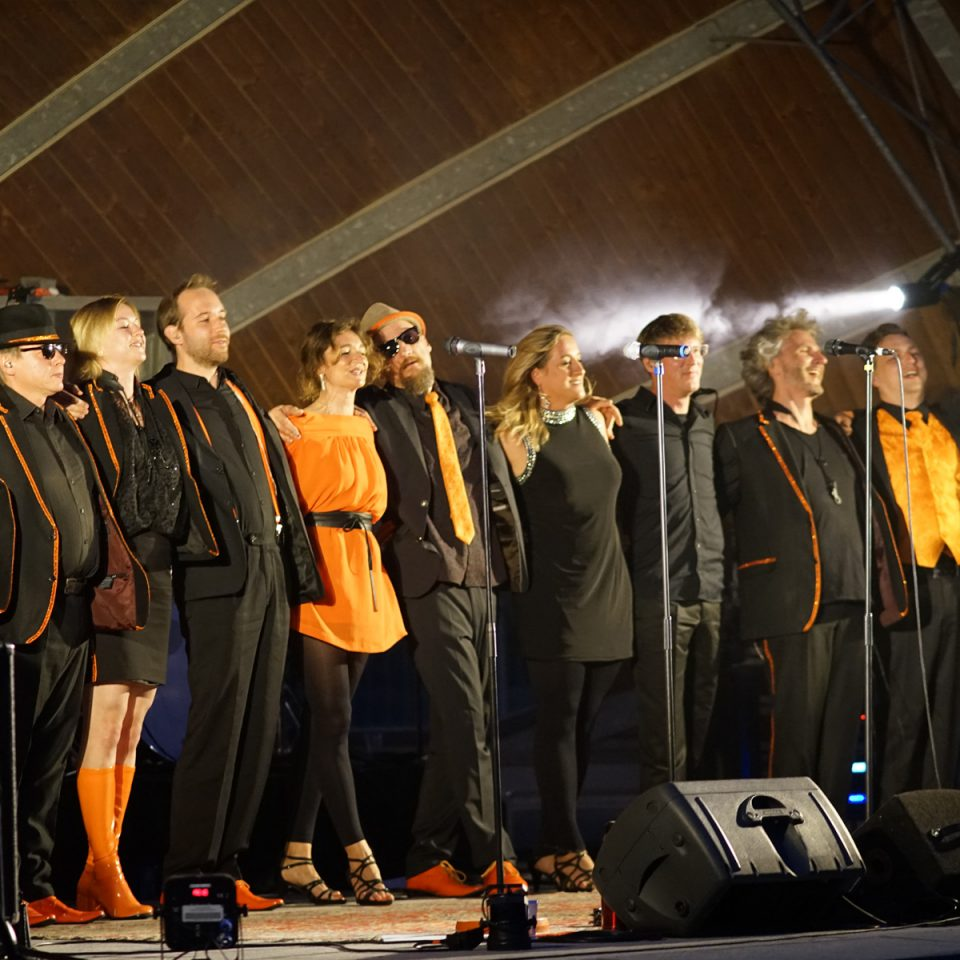The Souldiers 2019 at Heringsdorf with CNKB