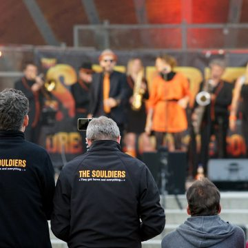 The Souldiers 2019 at Heringsdorf with MFHSP