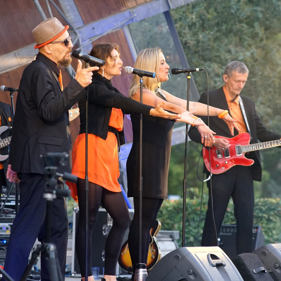 The Souldiers 2019 at Heringsdorf with RRKHMK