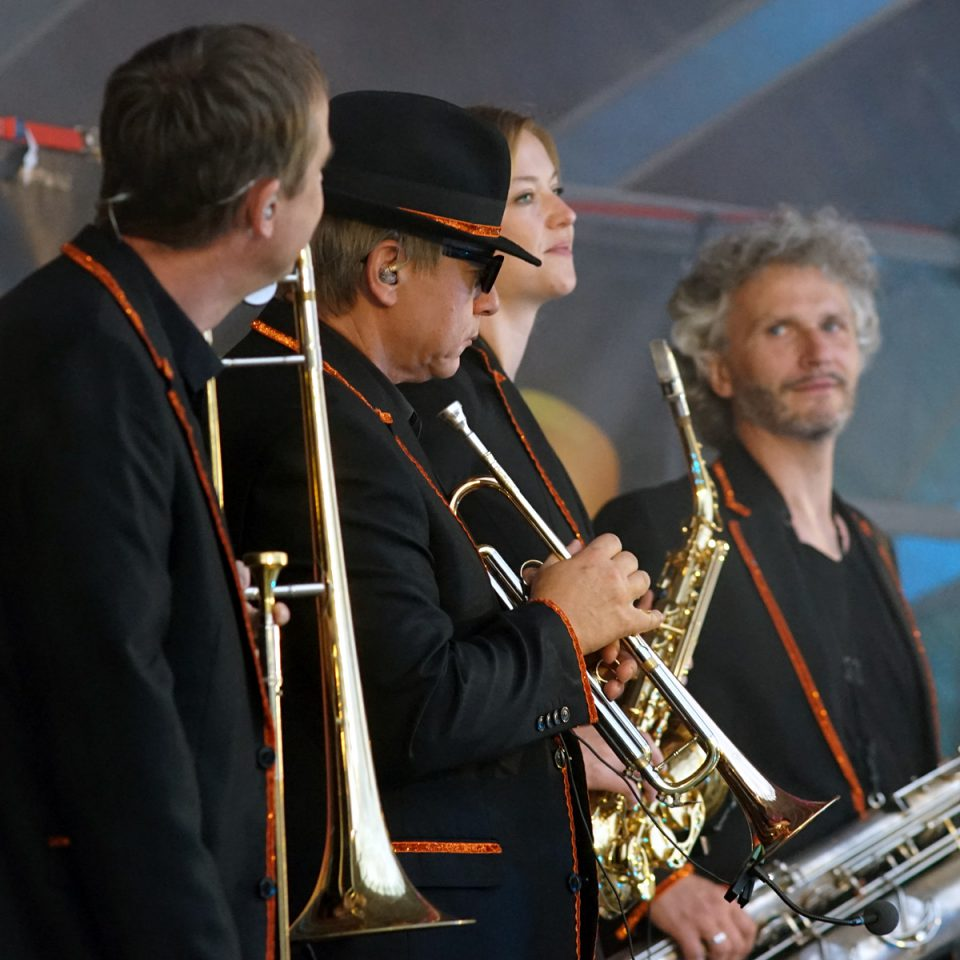 The Souldiers 2019 at Heringsdorf with WUKB