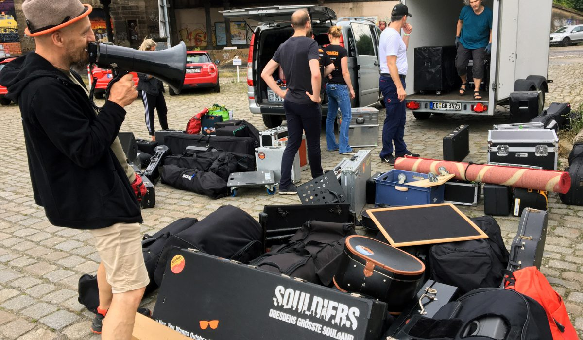 2020 The Souldiers at Dresden with WUMKMH