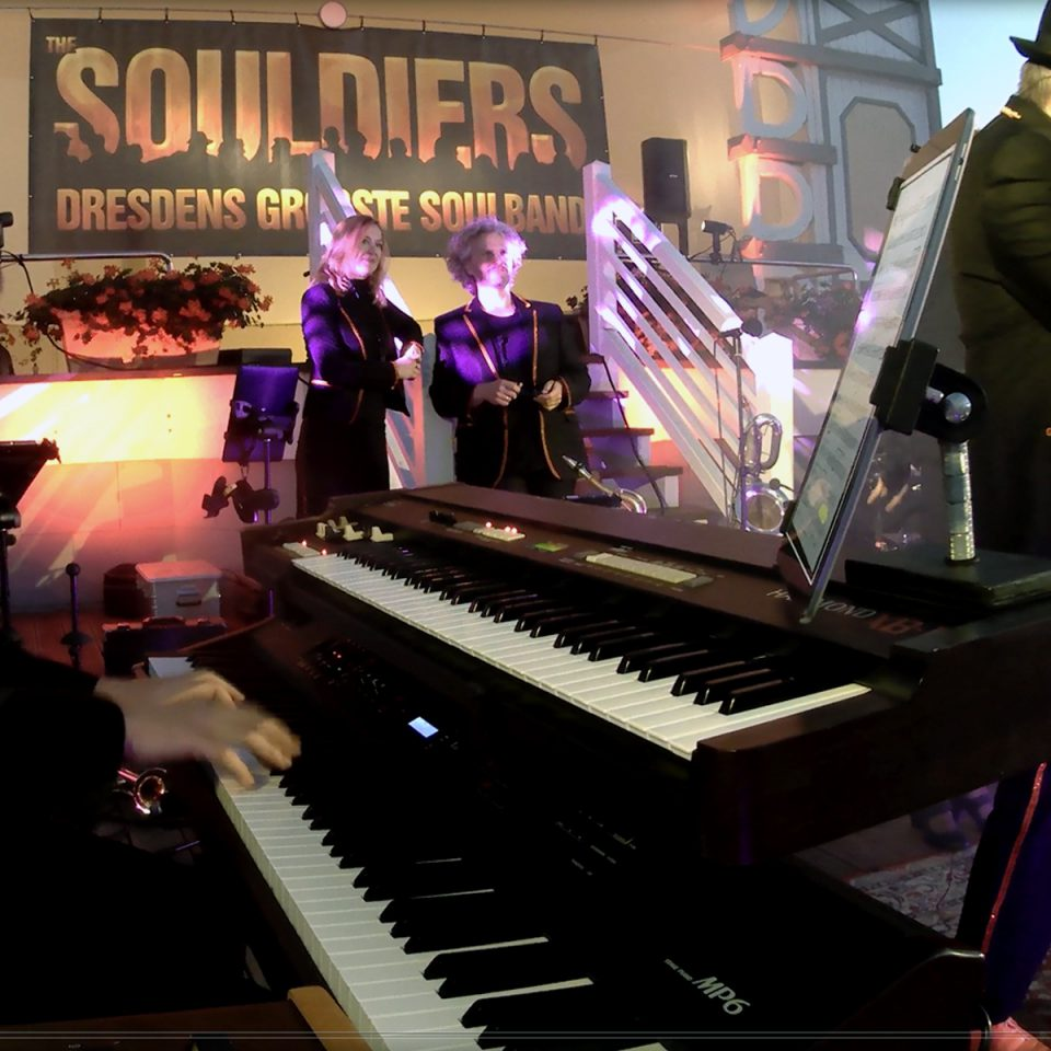 2020 The Souldiers at Goehren with KBCN
