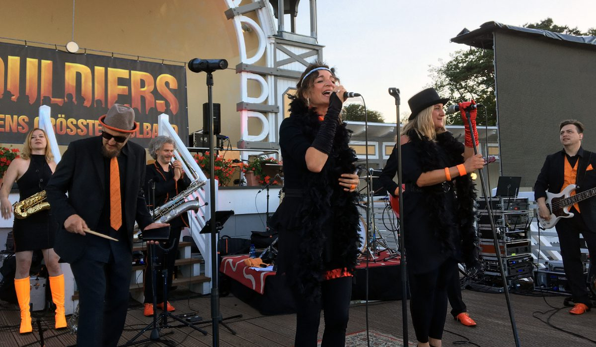 2020 The Souldiers at Goehren with RRKHMH